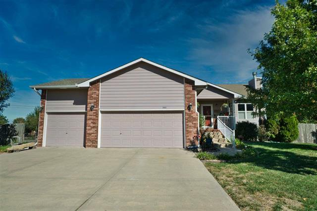 For Sale: 1411 W GAMBELS CT, Andover KS