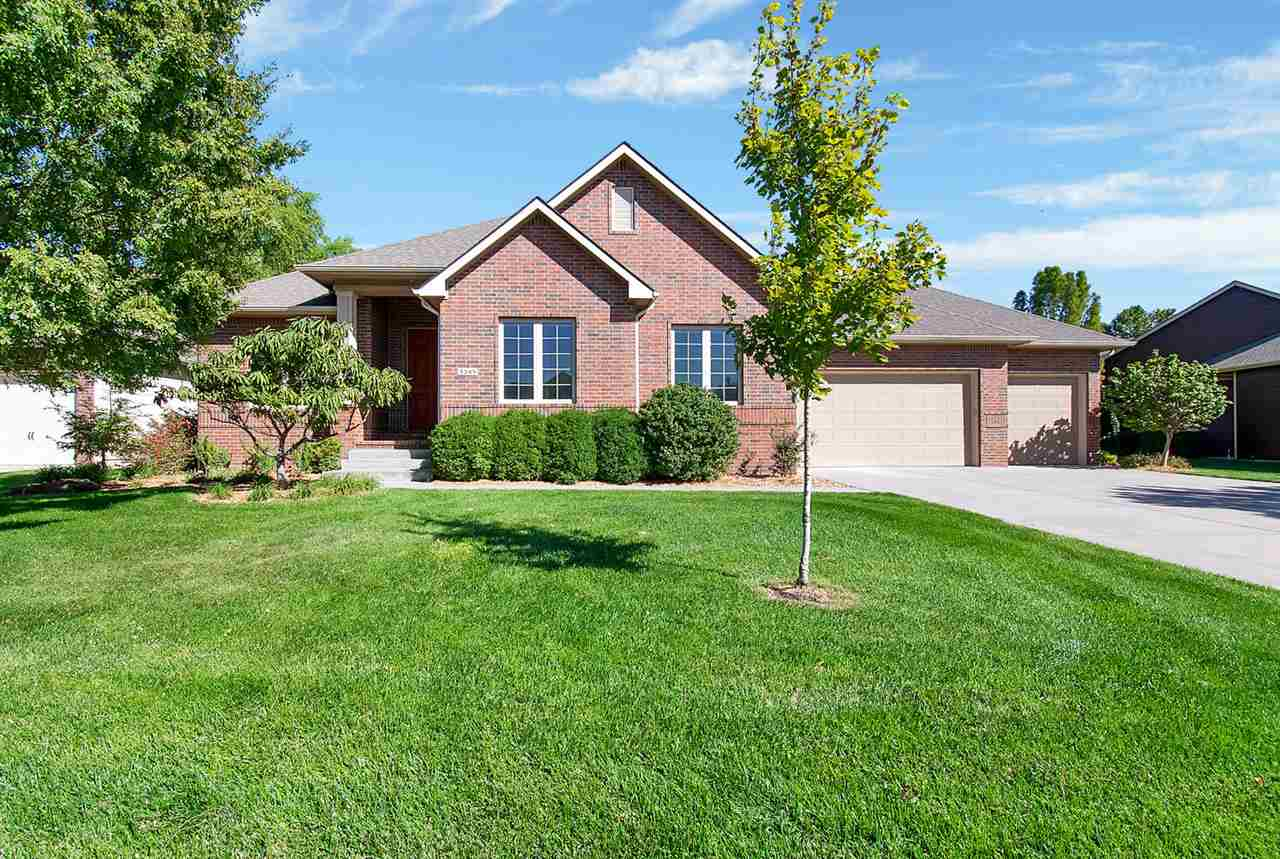 For Sale: 3349 N WILD THICKET CT, Wichita KS