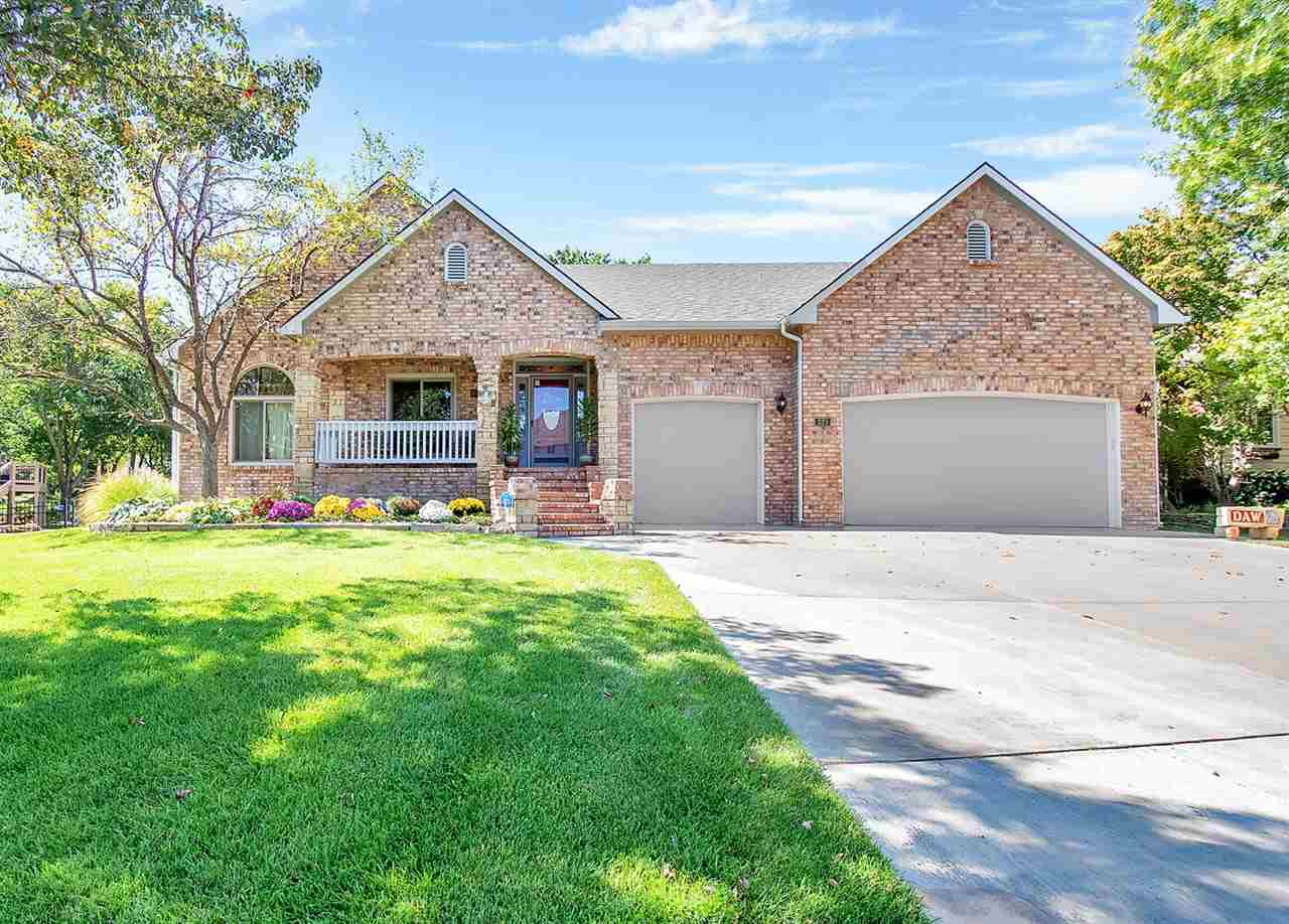 For Sale: 321 N Montbella Cir, Wichita KS