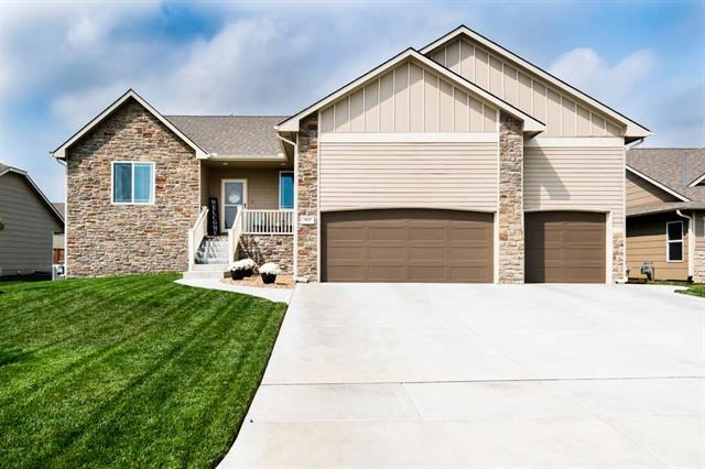 For Sale: 965 N Cedar Brook Cir, Mulvane KS