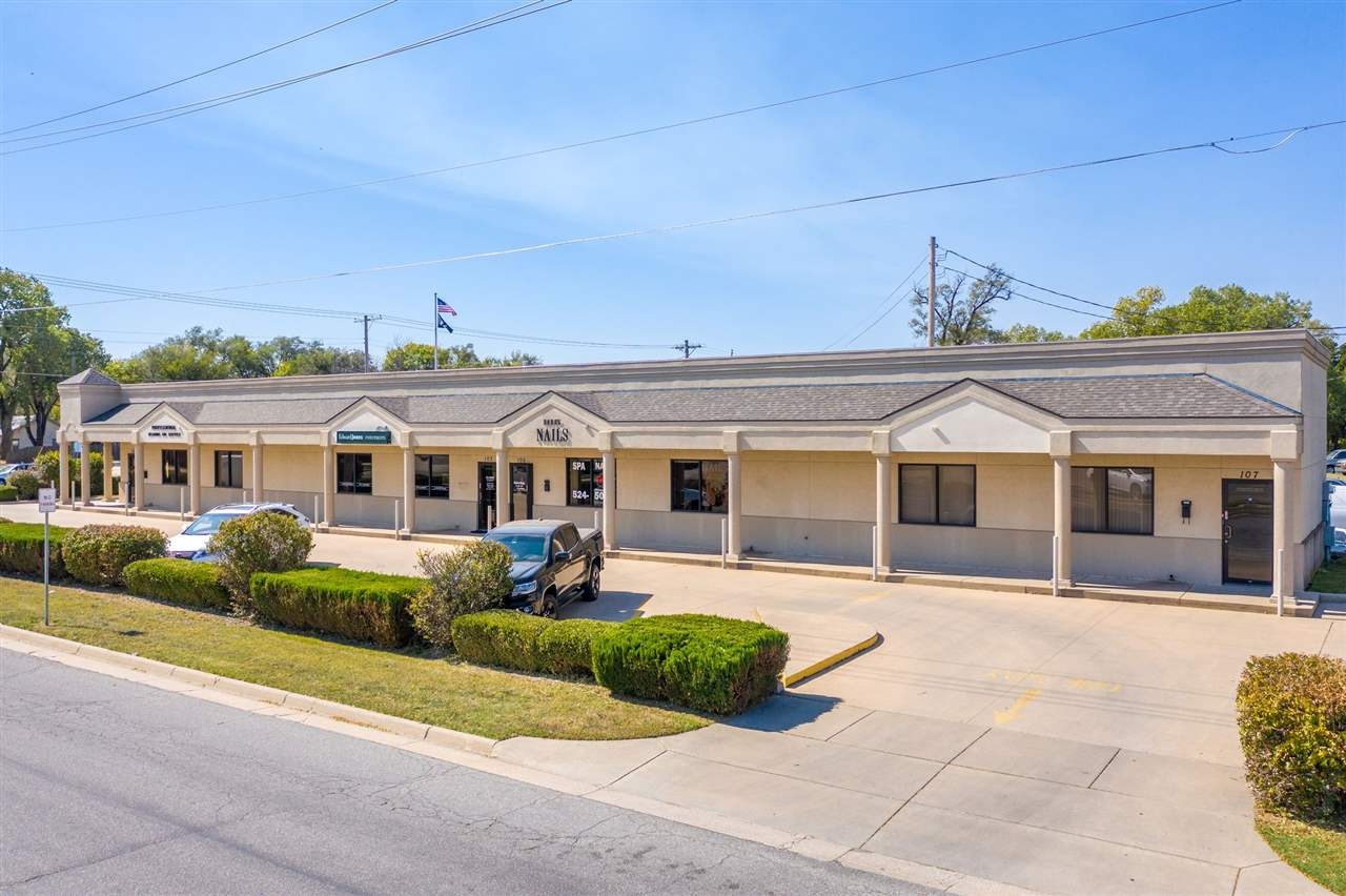 For Sale: 101 N Campbell, Haysville KS