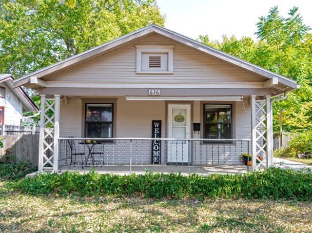 For Sale: 636 S Poplar St, Wichita KS