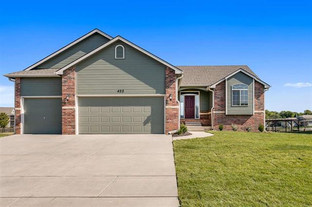 For Sale: 422 N Baughman Ave, Haysville KS