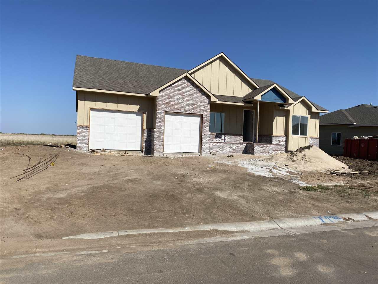 For Sale: 16010 W Sheriac, Wichita KS
