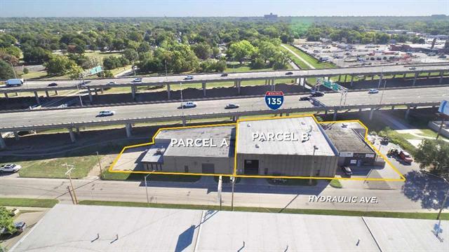 For Sale: 726 N Hydraulic – Parcel A, Wichita KS