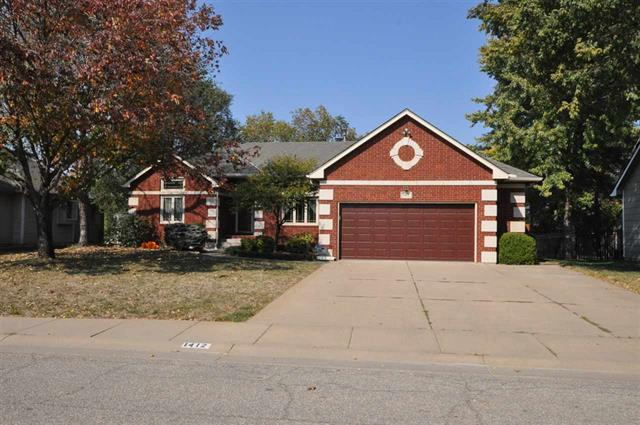 For Sale: 1412 E MEADOW RIDGE CT, Derby KS
