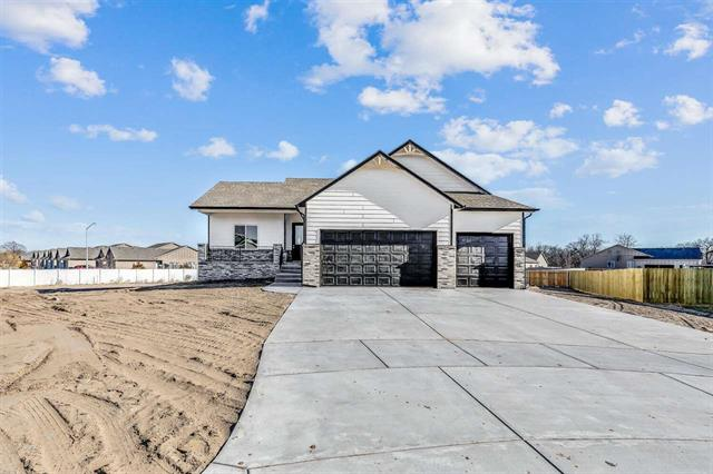 For Sale: 6414 S Jade Ct., Derby KS