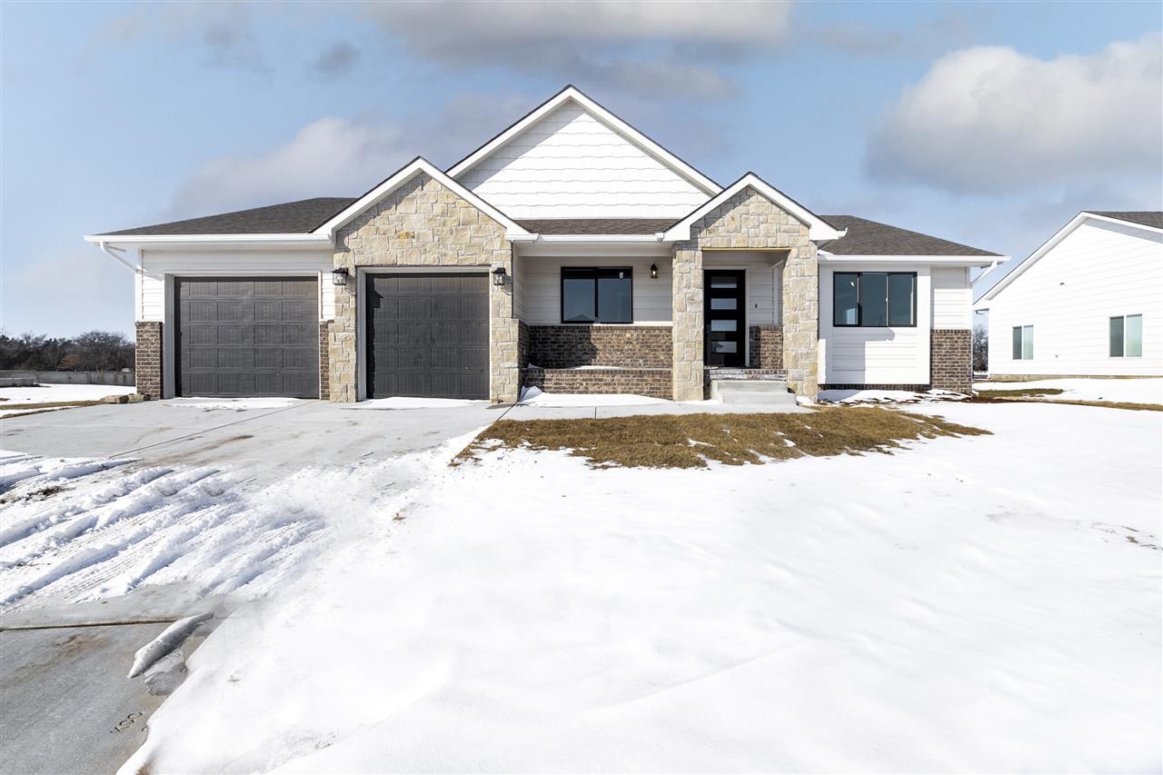 For Sale: 16225 W Sheriac Ct., Wichita KS