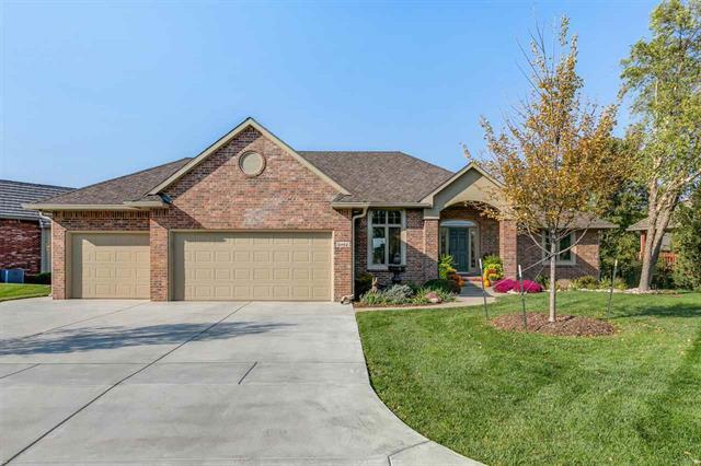 For Sale: 2402 W TIMBERCREEK CIR, Wichita KS