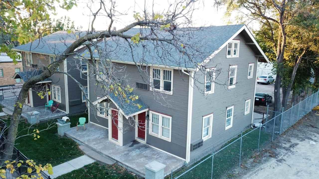 1710 E Victor St, Wichita, KS, 67214
