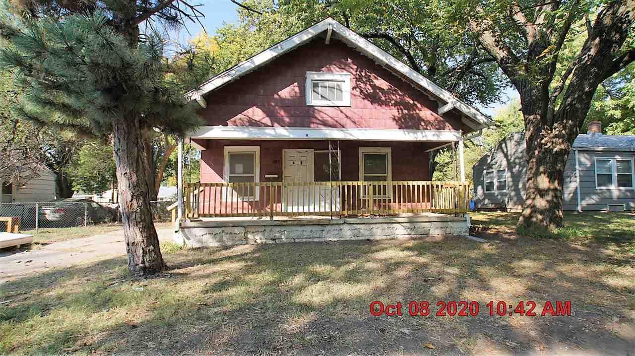 329 N Gordon St, Wichita, KS, 67203