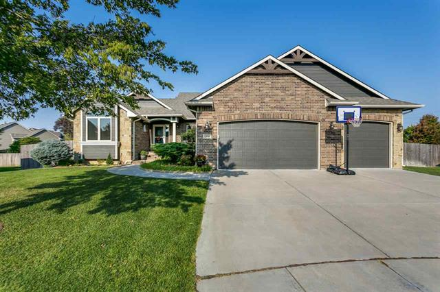 For Sale: 13906 W Taylor Cir, Wichita KS