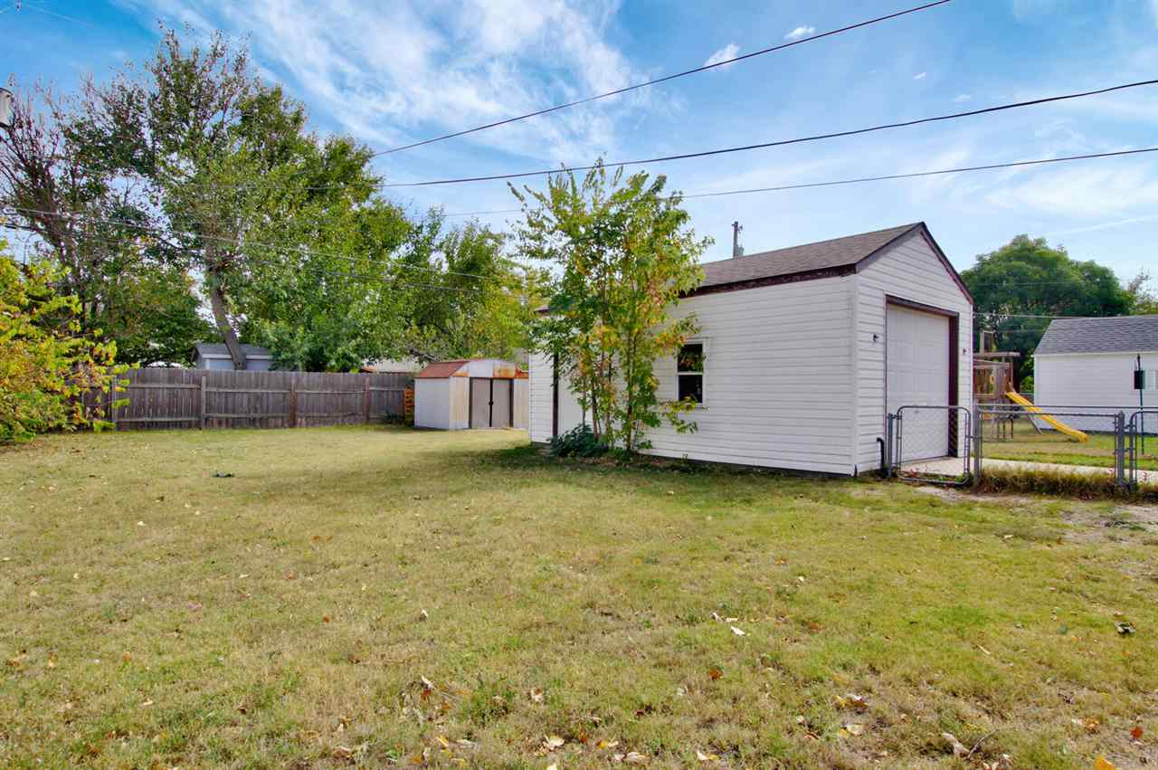 For Sale: 2122 S Laura, Wichita KS