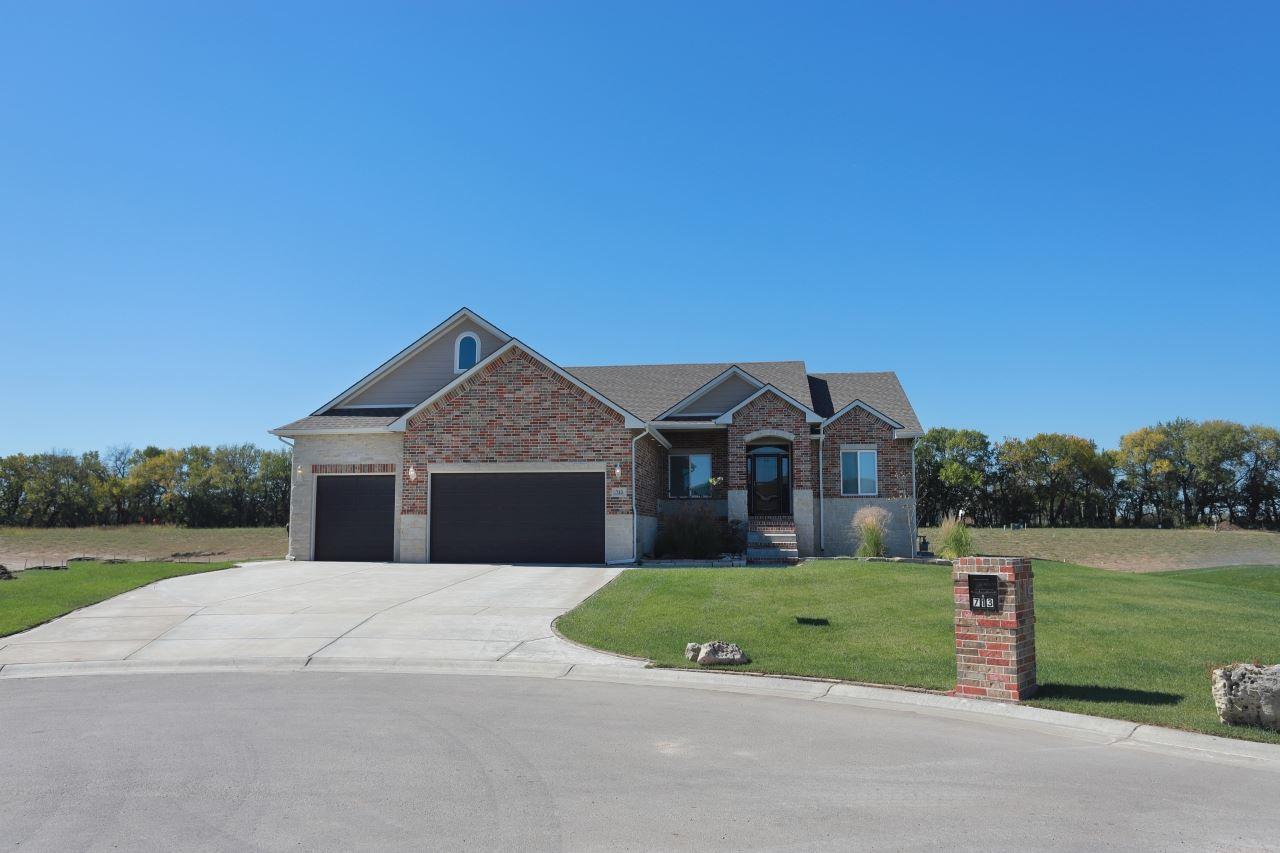 For Sale: 713 S Saint andrews Cir, Wichita KS