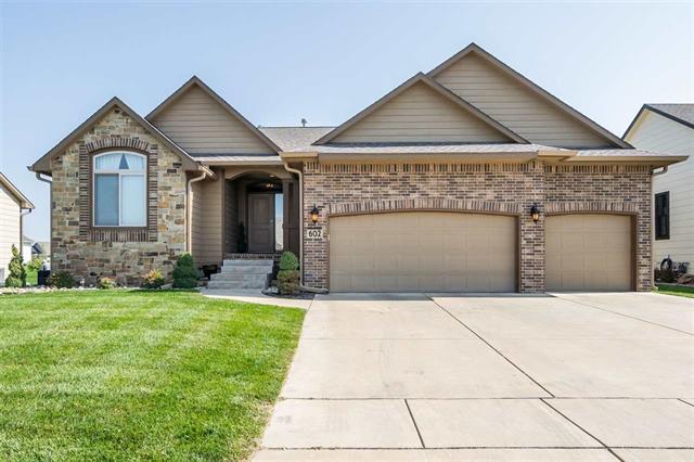 For Sale: 602 N Jaax St, Wichita KS