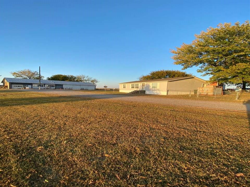 For Sale: 1040 NW 108th St, Burns KS