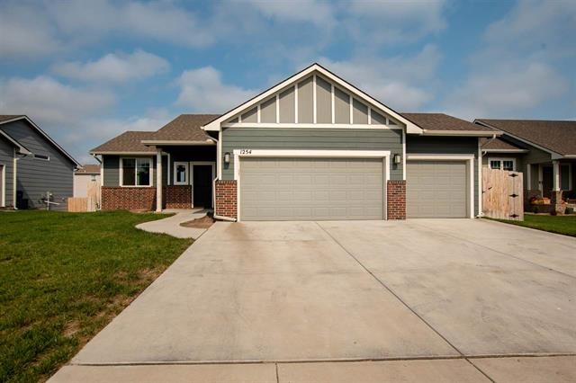 For Sale: 1254  Prairie Hill, Park City KS