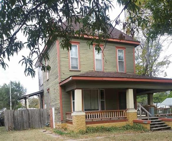 For Sale: 203 S Clarence St, Wichita KS