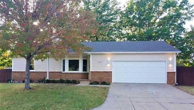 For Sale: 2103 N Sunridge, Wichita KS
