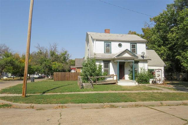 For Sale: 1604 E Gilbert St., Wichita KS