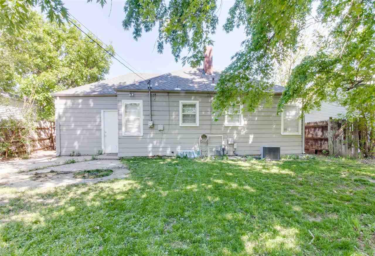 For Sale: 1727 N Payne Ave, Wichita KS