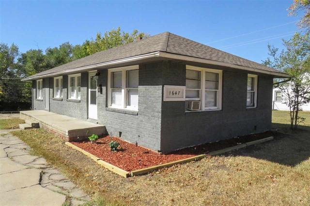 For Sale: 1647 N LORRAINE AVE, Wichita KS