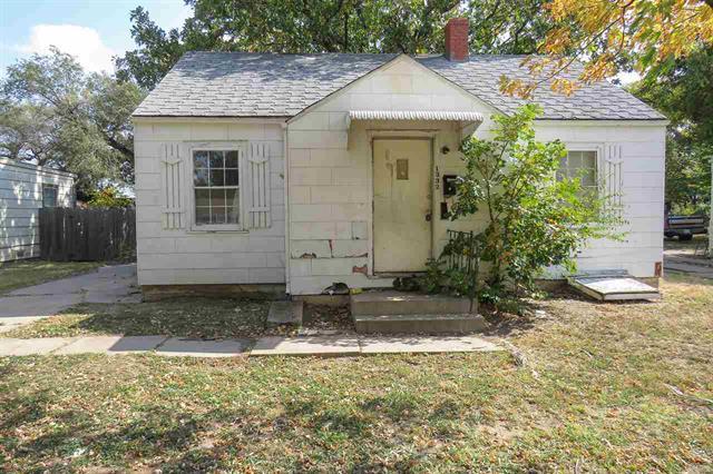 For Sale: 1332 N DELLROSE AVE, Wichita KS
