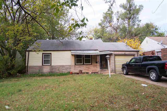For Sale: 1539 N BROADVIEW ST, Wichita KS