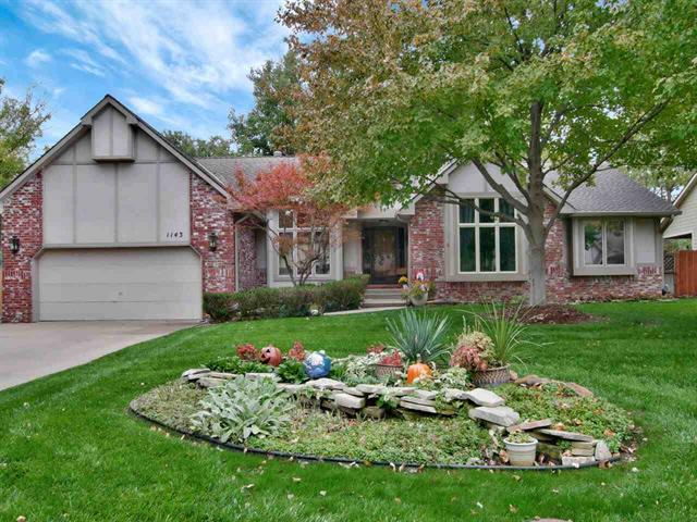 For Sale: 1143 N Rutland Ct, Wichita KS