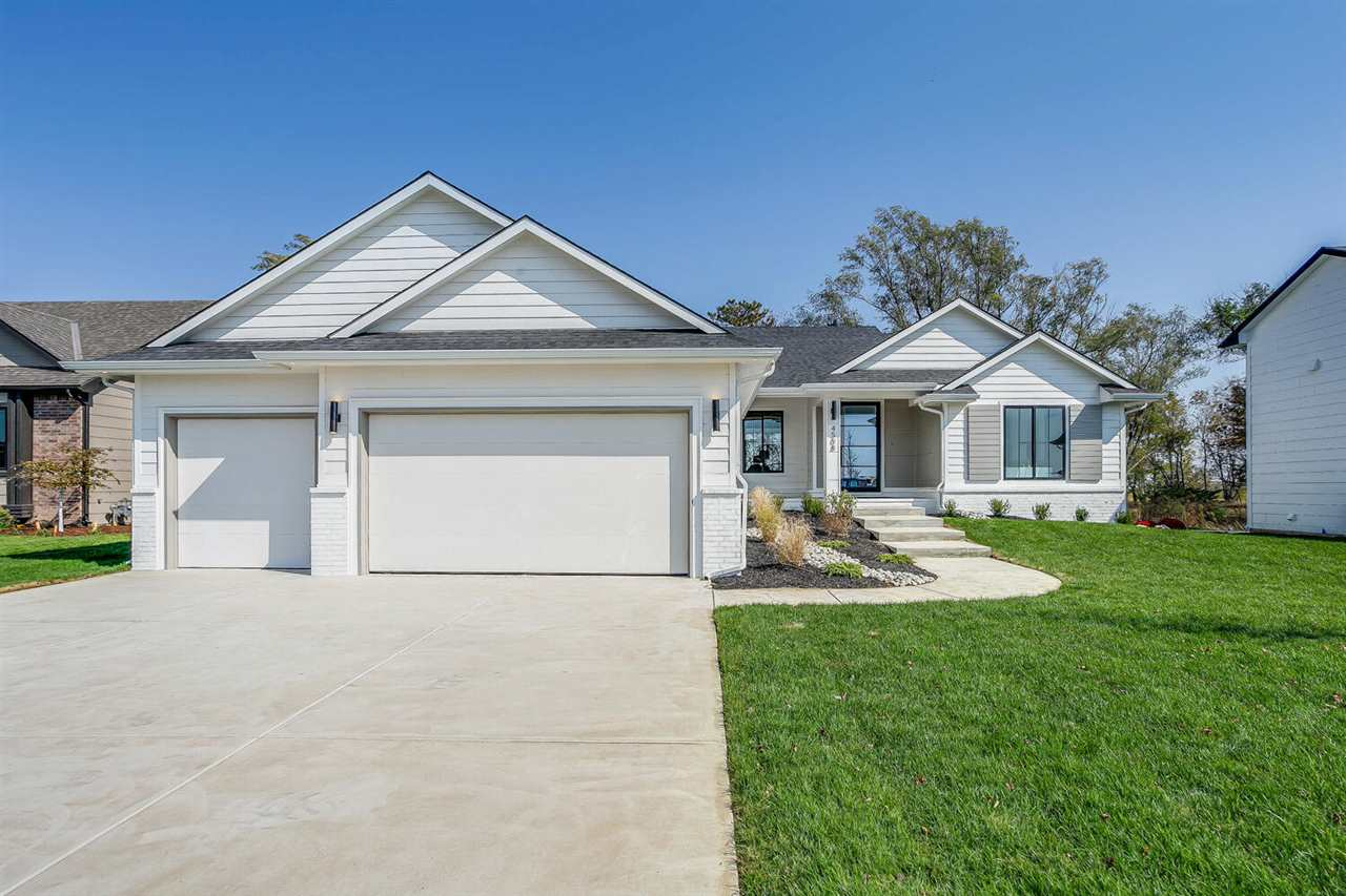 This is a current model home open daily 1-5 except closed Friday.  Model is not for sale at this tim