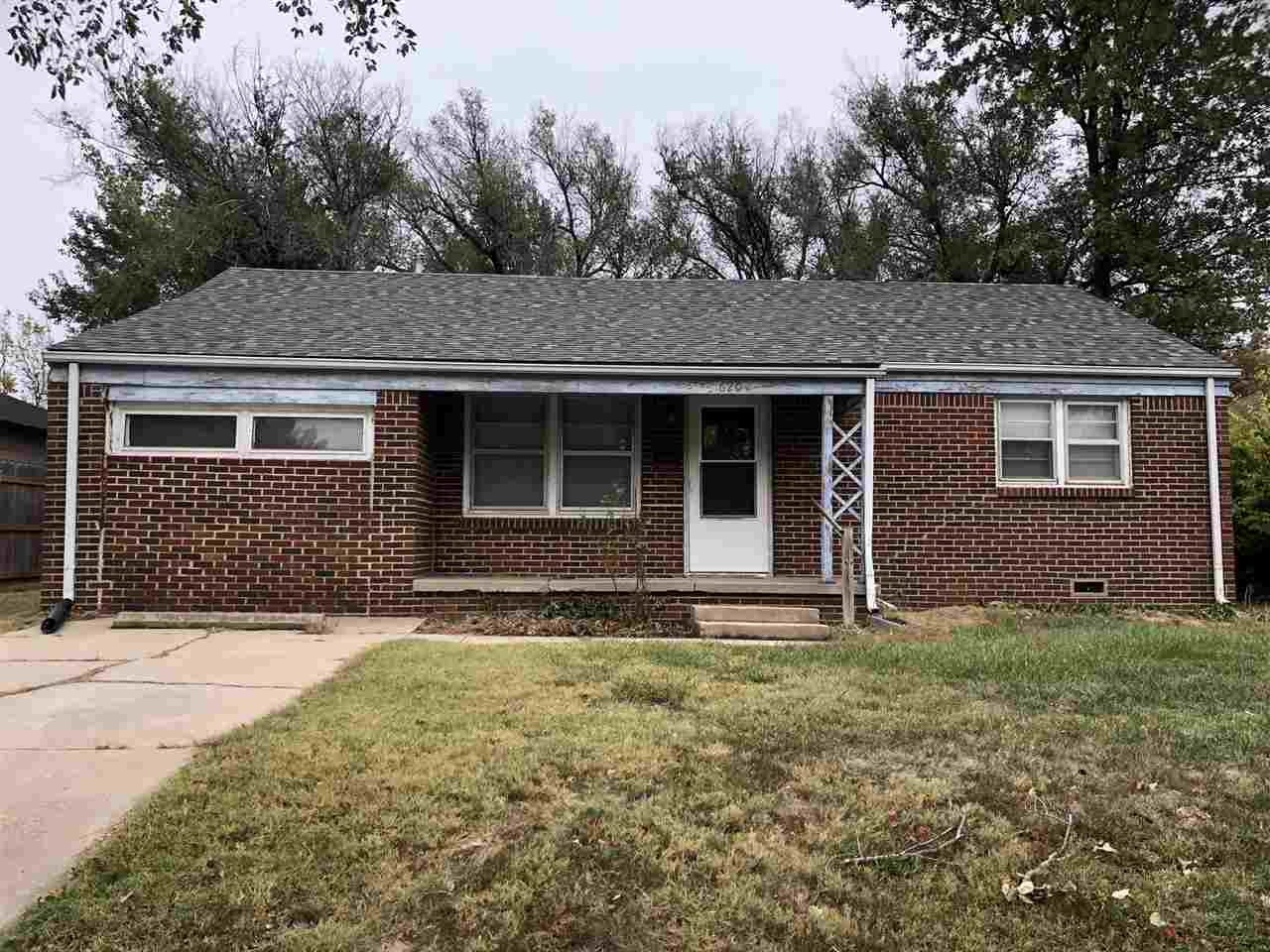 Looking for an investment opportunity?  This Home has great potential!  New HVAC, New PEX Plumbing,