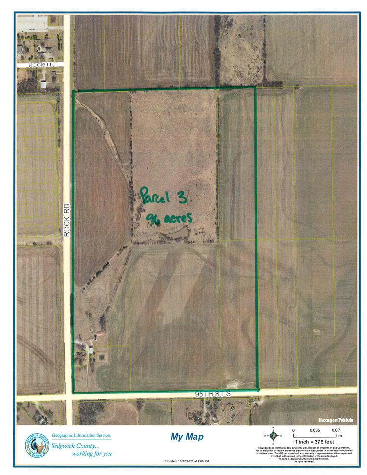 For Sale: 9530 S ROCK RD, Derby KS