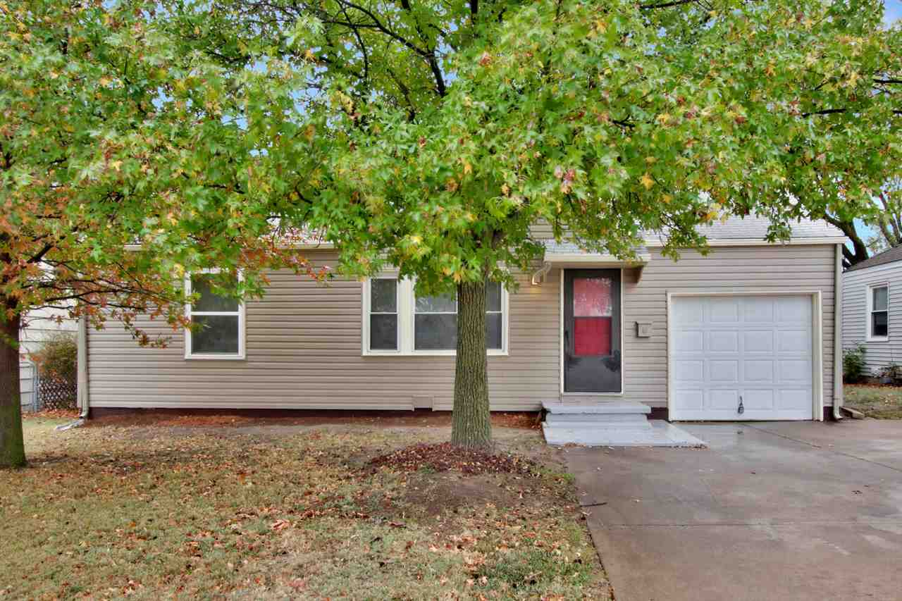 For Sale: 841 S Clifton Ave, Wichita KS