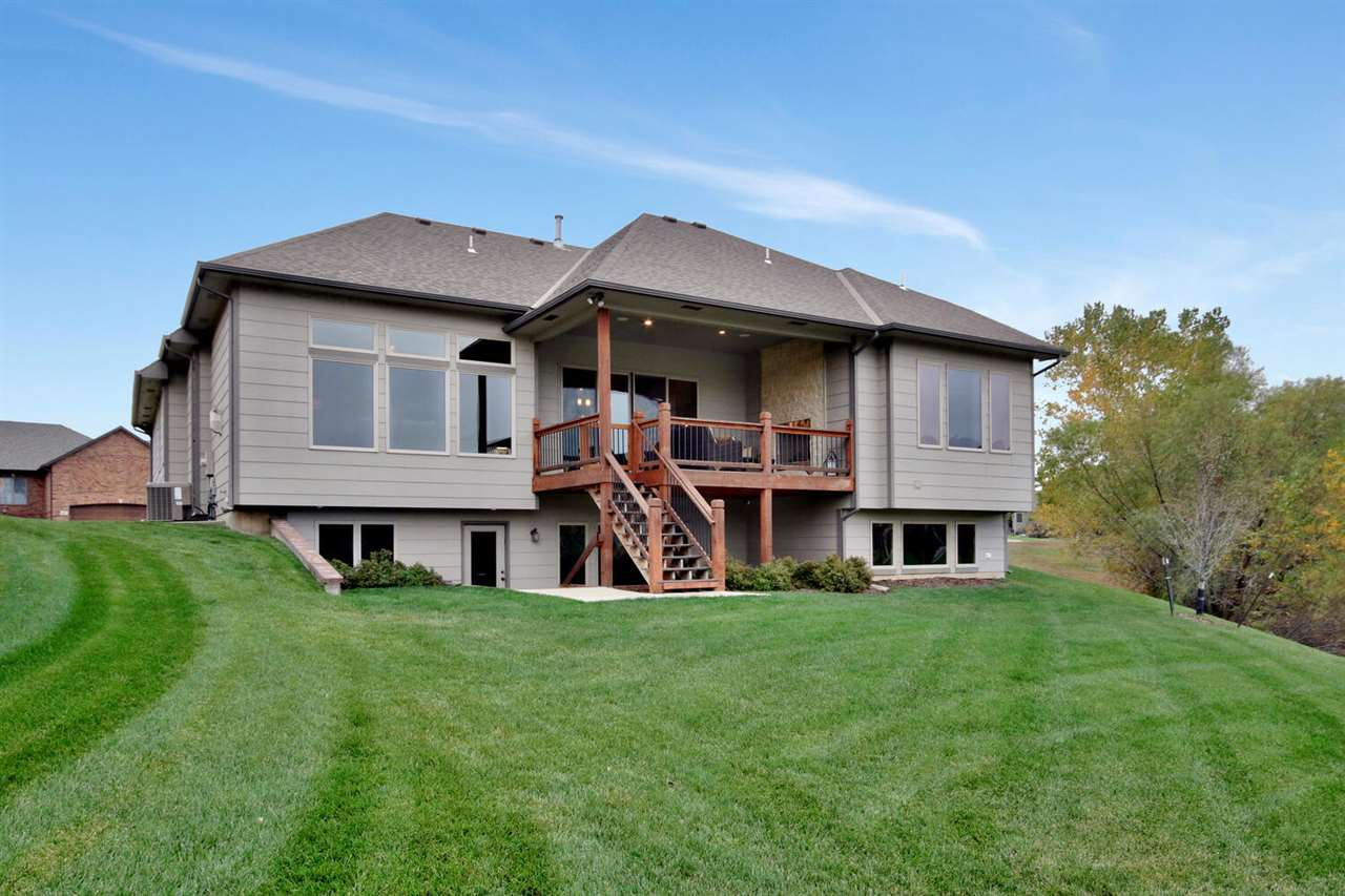 For Sale: 102 S Country View, Wichita KS