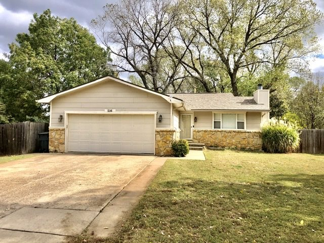 For Sale: 516 N Parkdale, Wichita KS