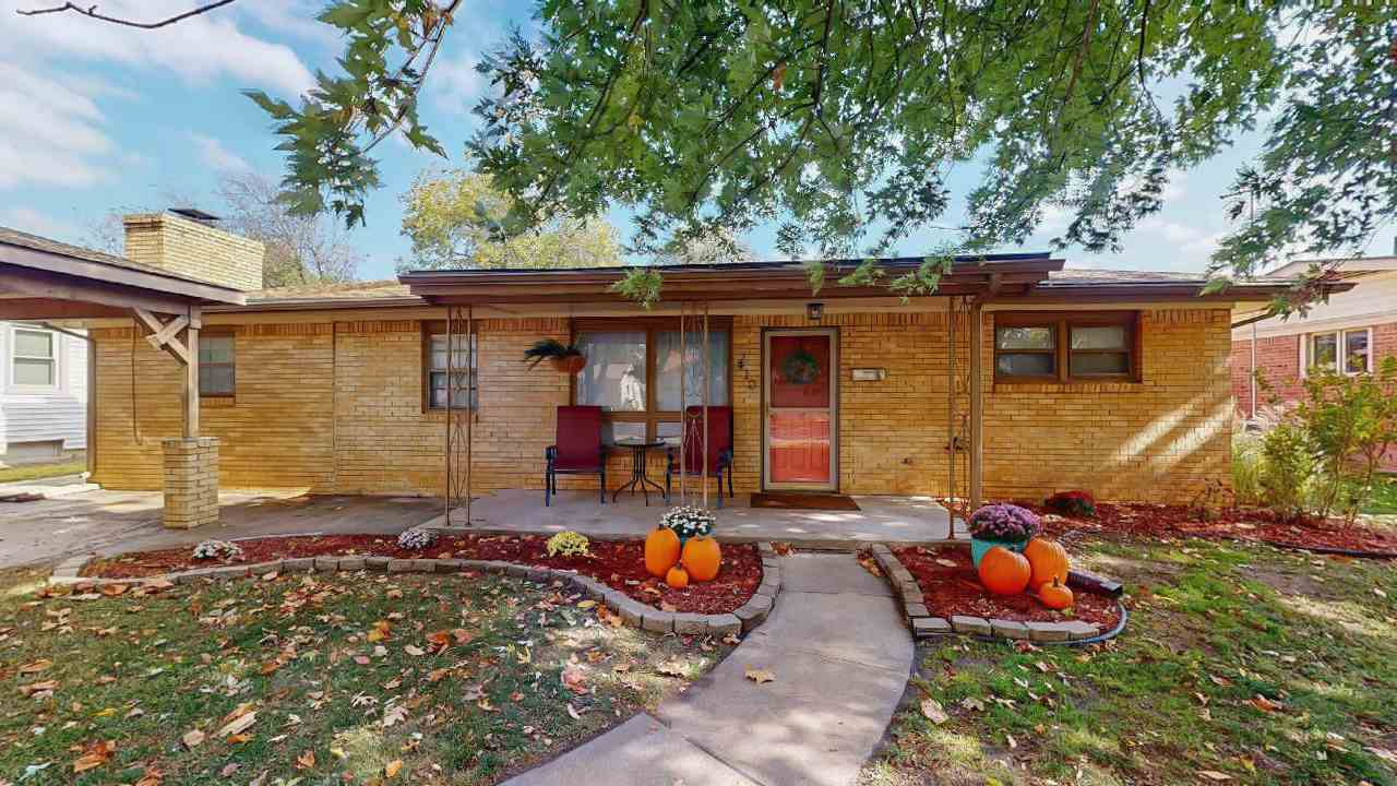 Welcome Home to maintenance free …… Full Brick Home with great curb appeal located in quiet neighbor