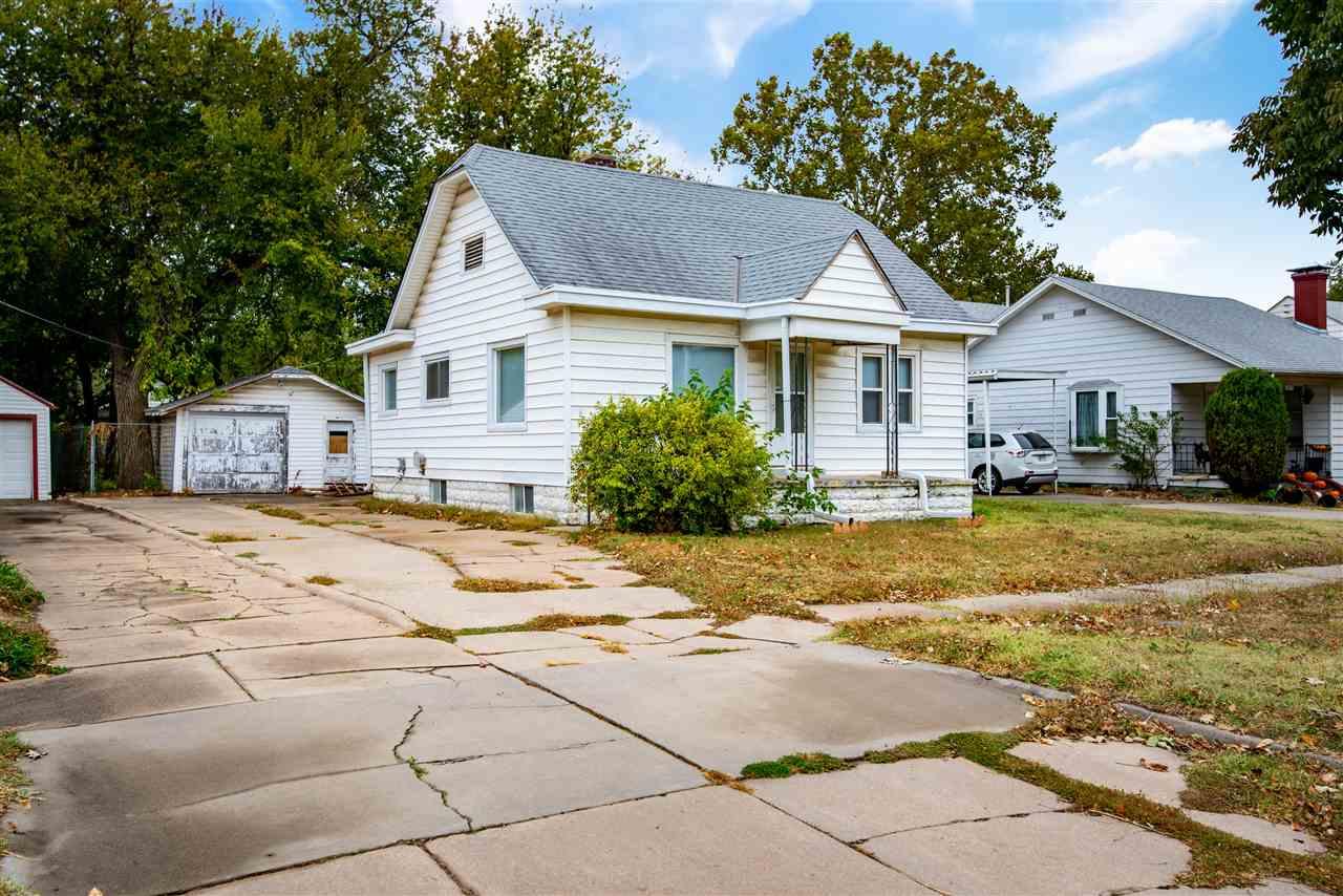 For Sale: 1439 S Kansas Ave, Wichita KS