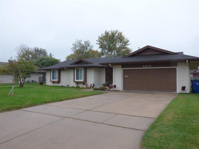 For Sale: 2617 W CORNELISON ST, Wichita KS