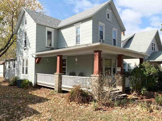 For Sale: 307  Harrison, Newton KS