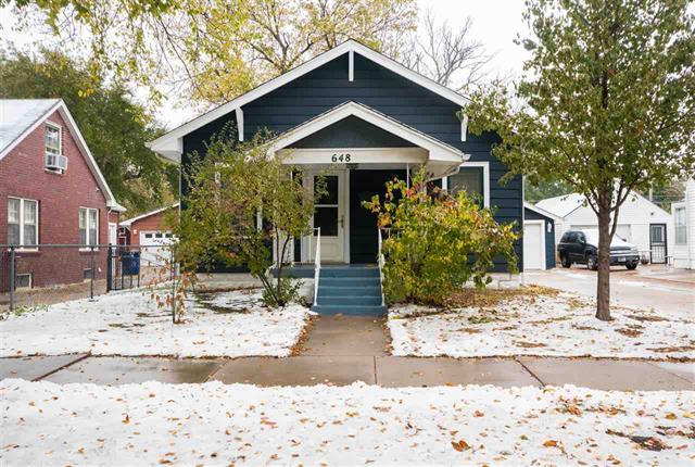 For Sale: 648 S Erie Ave, Wichita KS