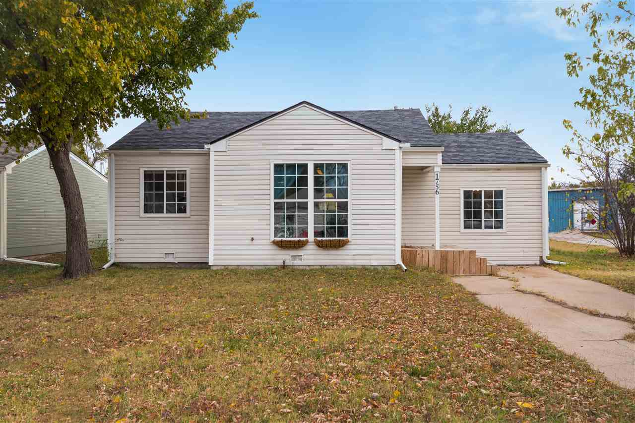 You don't want to miss this 3 bedroom, 2 bath home home full of updates in southwest Wichita! Open f