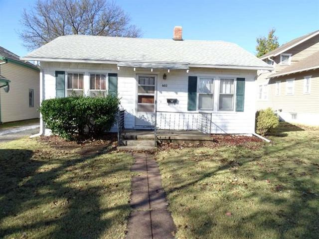 For Sale: 602 N Poplar St., Wellington KS