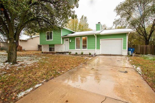 For Sale: 207 E Rosewood, Derby KS