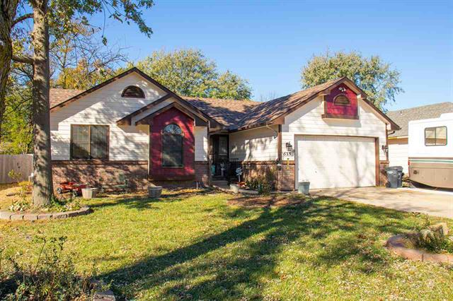 For Sale: 535 N SAGEBRUSH ST, Wichita KS