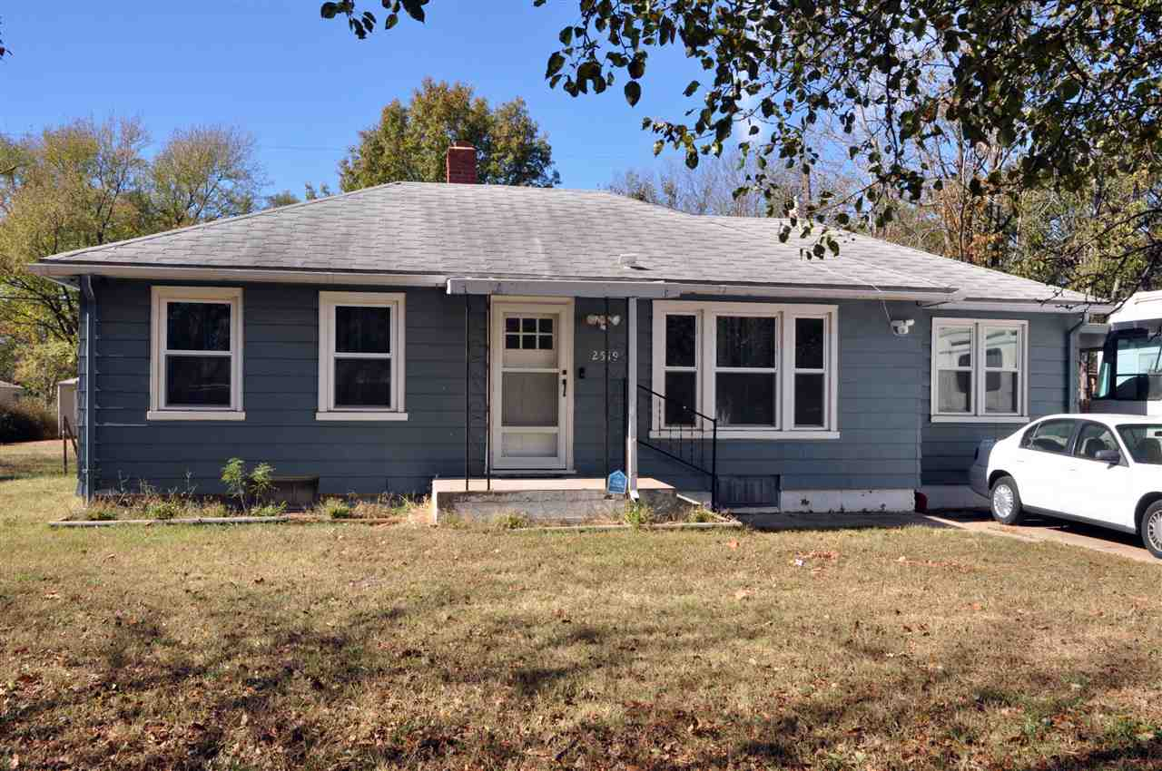 This three bedroom two bath home is completely renovated. This would make a great starter home or in