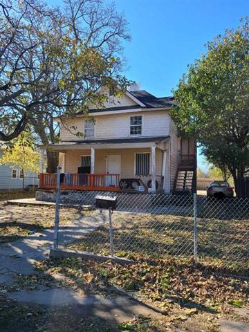 For Sale: 1453 N Topeka St, Wichita KS