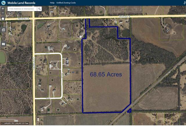For Sale: 68.65 +/- Acres  E 79th St S AT S 143rd St E, Derby KS