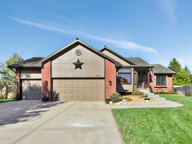 For Sale: 2526 N Bellwood Ct, Wichita KS