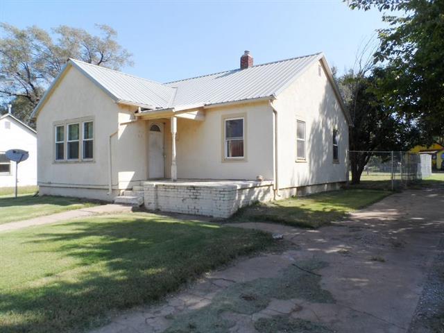 For Sale: 517 S Kansas Ave, Anthony KS