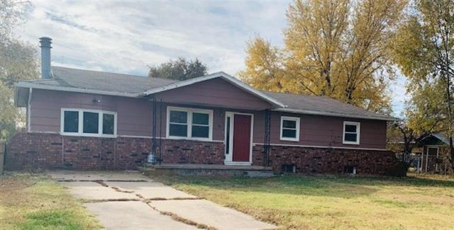 For Sale: 307 E 8TH ST, Halstead KS